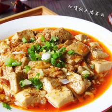 榨菜烧麻婆豆腐