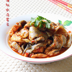 泡椒三文鱼