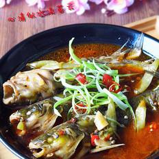 水煮黃顙魚