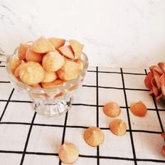 不加酸奶的溶豆豆