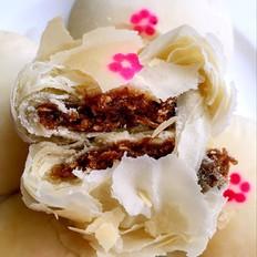 玫瑰花酥饼