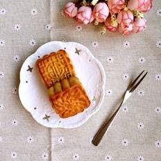 红豆沙月饼