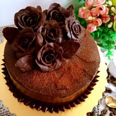 巧克力塑形蛋糕(6寸)