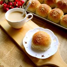 椰奶泡浆面包