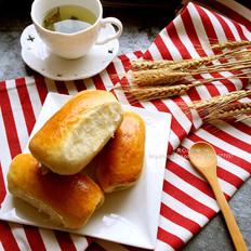 无糖全麦红薯面包