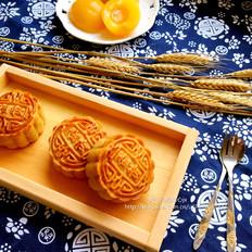 冰沙蛋黄月饼(80克)