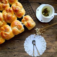 全麦薏仁红豆面包(24个)