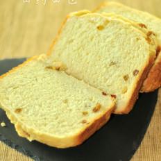 山药葡萄干面包