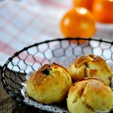 酸樱桃美式面包