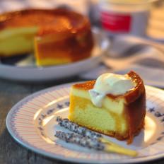 焦糖布丁海绵蛋糕