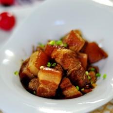 黄花菜豆筋烧肉