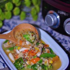杂疏小米粥