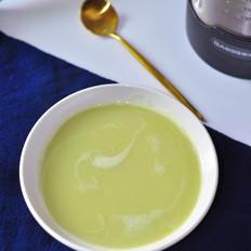 青葱燕麦豆浆
