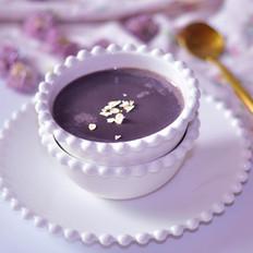 紫糯小米豆浆