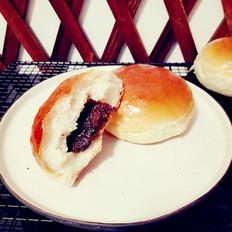 红糖姜枣暖暖面包