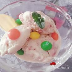 草莓冰淇淋(全蛋配方)