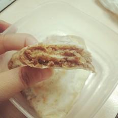 牛肉粉丝饼