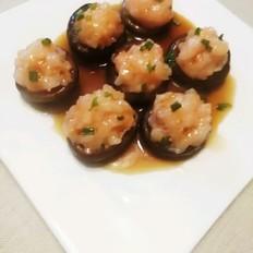 香菇虾滑盅