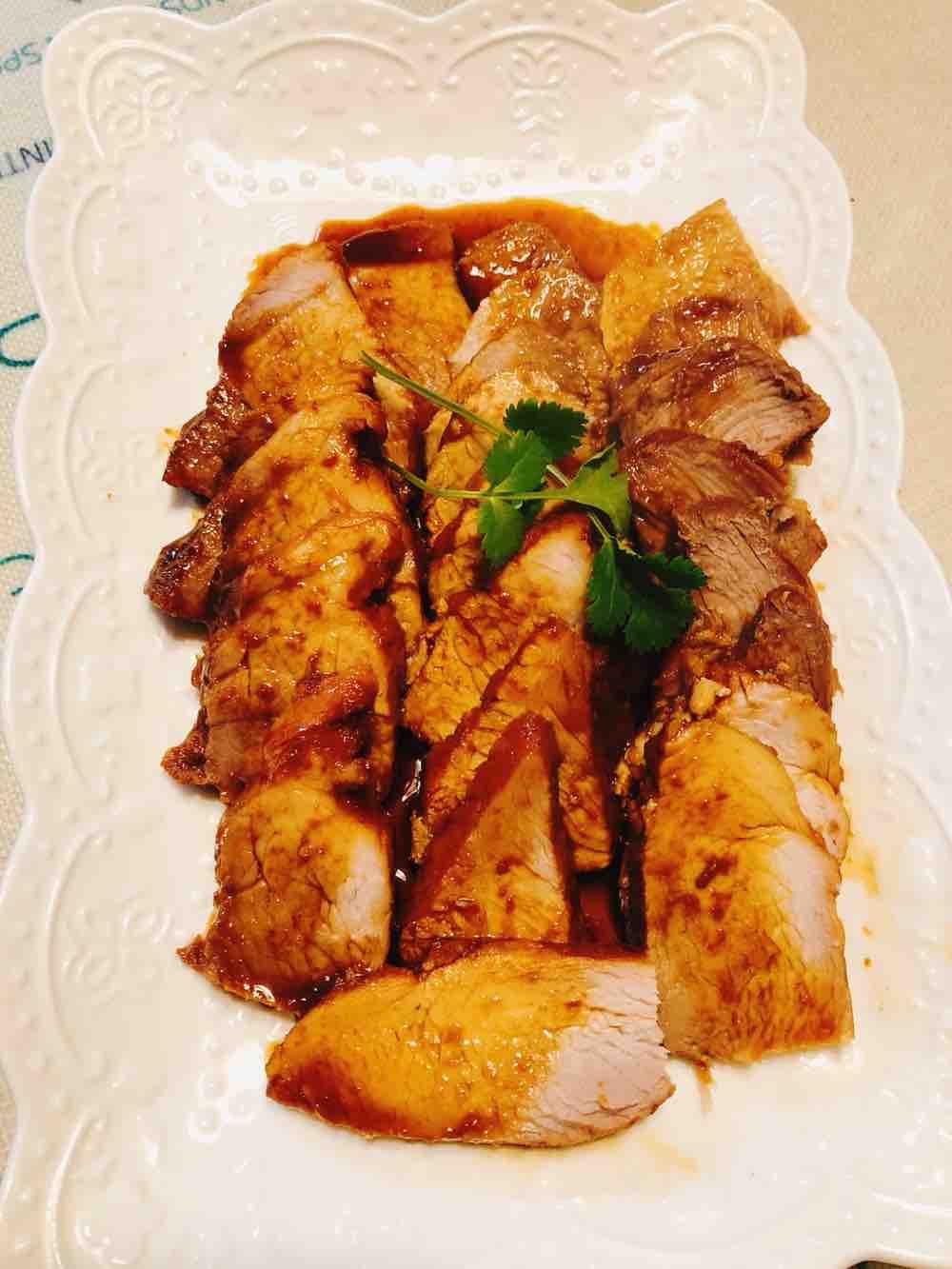 电饭煲蜜汁叉烧肉