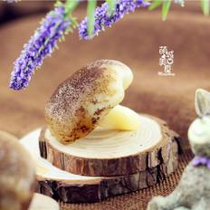 爱心早餐必备的萌蘑菇包