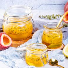 百香果柠檬蜂蜜