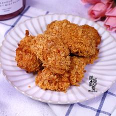 薯片烤鸡翅