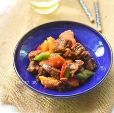 香辣土豆牛肉