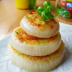 洋葱土豆饼