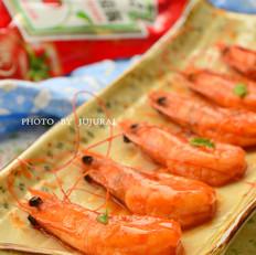 茄汁开背虾