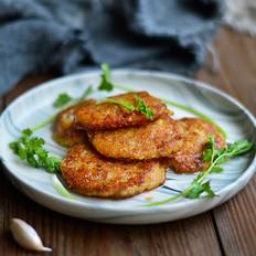 胡萝卜土豆肉饼