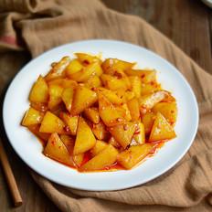 醬燒老黃瓜