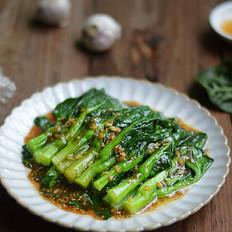 蒜蓉蚝油菜心