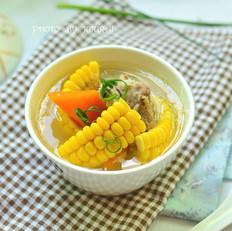 玉米猪骨汤