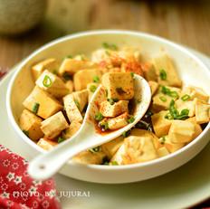 微波麻辣豆腐