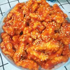 【红红火火】糖醋鸡胸肉