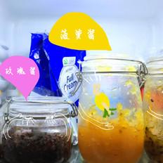 【百香果酱】阳光已被储存在罐子里了