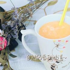 胡萝卜木瓜牛奶羹