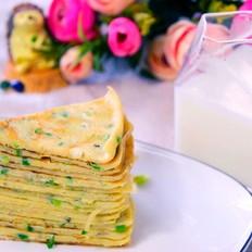 西葫芦早餐饼