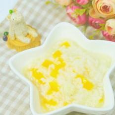 山药黄椒米粥/糊 宝宝辅食,大米+小芭蕉