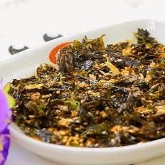 补钙拌饭料 宝宝辅食,紫菜+淡干虾皮+芝麻