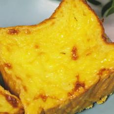 岩烧乳酪 宝宝辅食,吐司厚片+淡奶油+牛奶