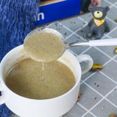 坚果谷物早餐粉