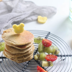 山楂松餅——寶寶輔食的做法