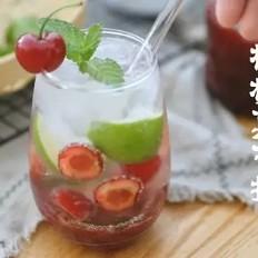 樱桃莫吉托
