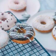 戒指甜甜圈