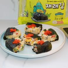 海苔什锦饭