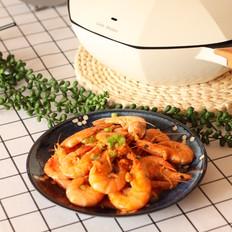 腐乳大虾的做法