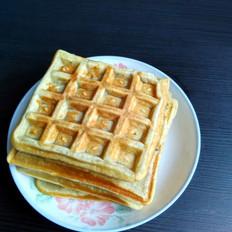 香甜华夫饼
