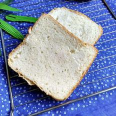 一键式白面包