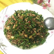 肉沫玖菜花